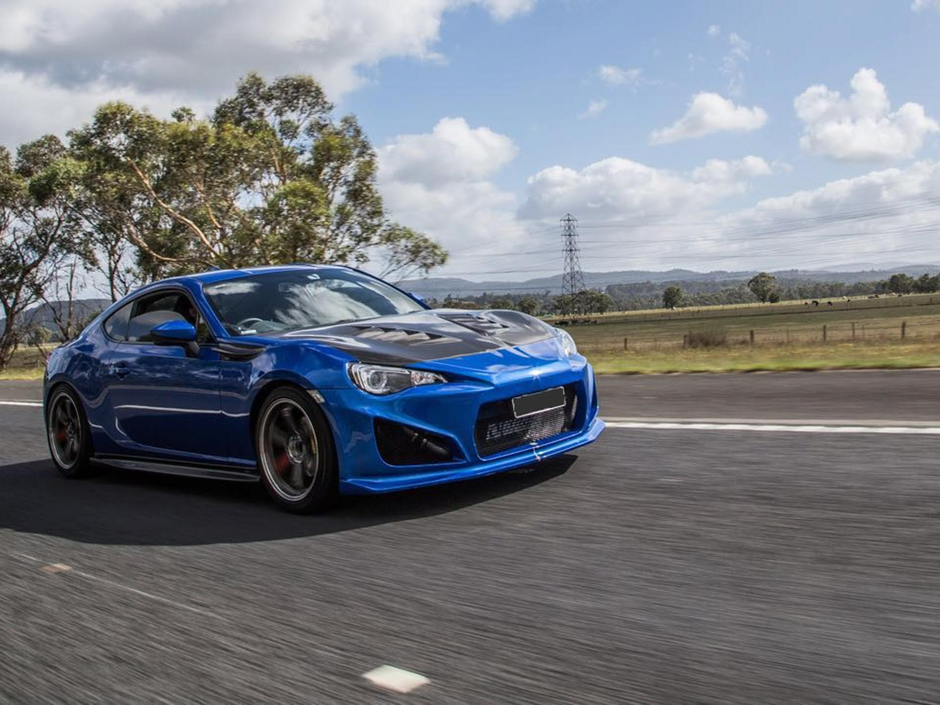 BRZ / GT86 1 BRZ / GT86 With the 86 platform, we don't put together any performance packages as we've found everybody wants different things done at different times. You can rest assured that we have access to source you any brand of any part for your 86 or BRZ