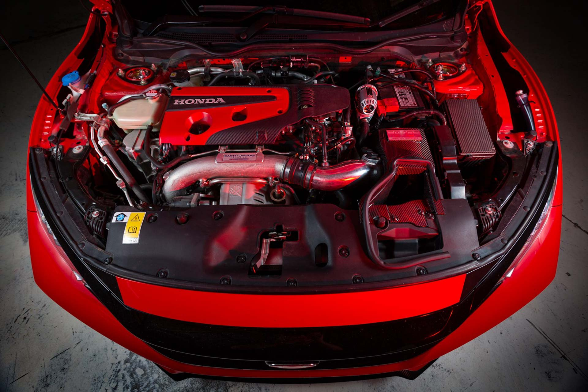 FK8 Civic TYPE R ECU Jailbreak 3 FK8 Civic TYPE R ECU Jailbreak ECUs made by Bosch for Honda cannot be programmed over OBDII from factory, which is why they must be jailbroken.