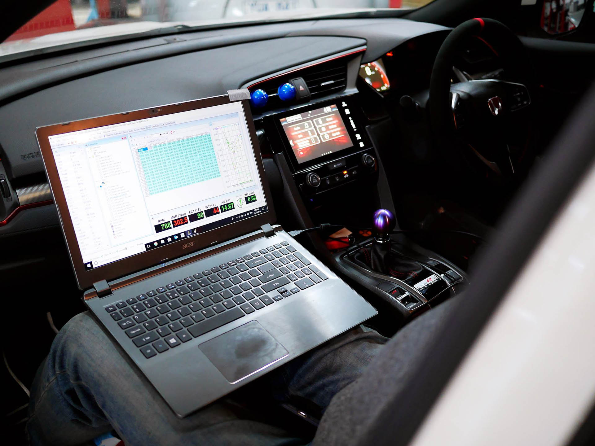 FK8 Civic TYPE R ECU Jailbreak 5 FK8 Civic TYPE R ECU Jailbreak ECUs made by Bosch for Honda cannot be programmed over OBDII from factory, which is why they must be jailbroken.