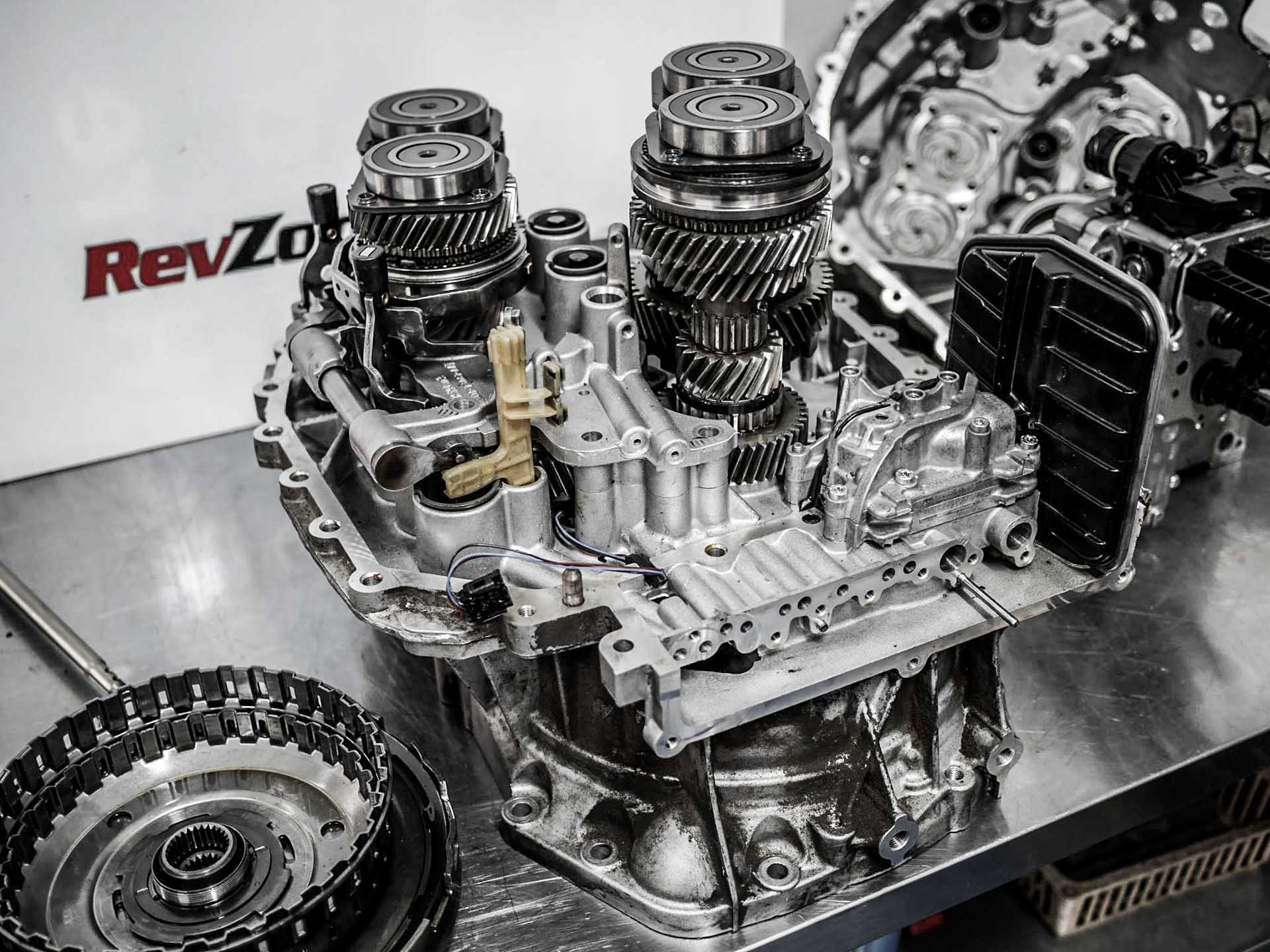 EVO X / Ralliart SST service & repair 2 EVO X / Ralliart SST service & repair As many Ralliart Lancer and EVO X owners have already experienced, the SST has had an enormous amount of issues as they were Getrag's first attempt at a twin clutch transmission unit.