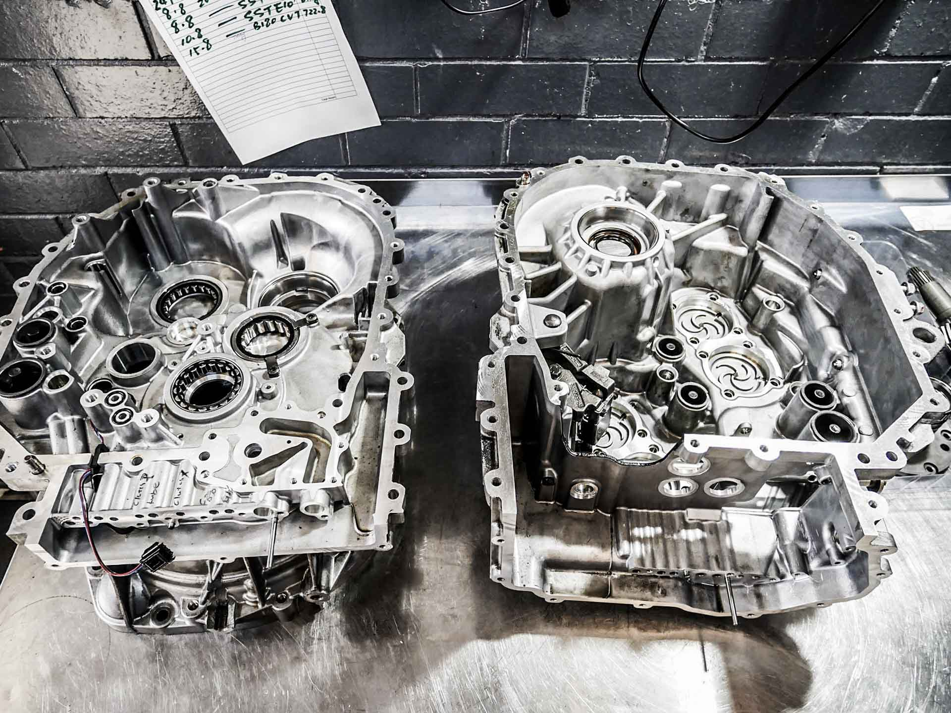 EVO X / Ralliart SST service & repair 5 EVO X / Ralliart SST service & repair As many Ralliart Lancer and EVO X owners have already experienced, the SST has had an enormous amount of issues as they were Getrag's first attempt at a twin clutch transmission unit.