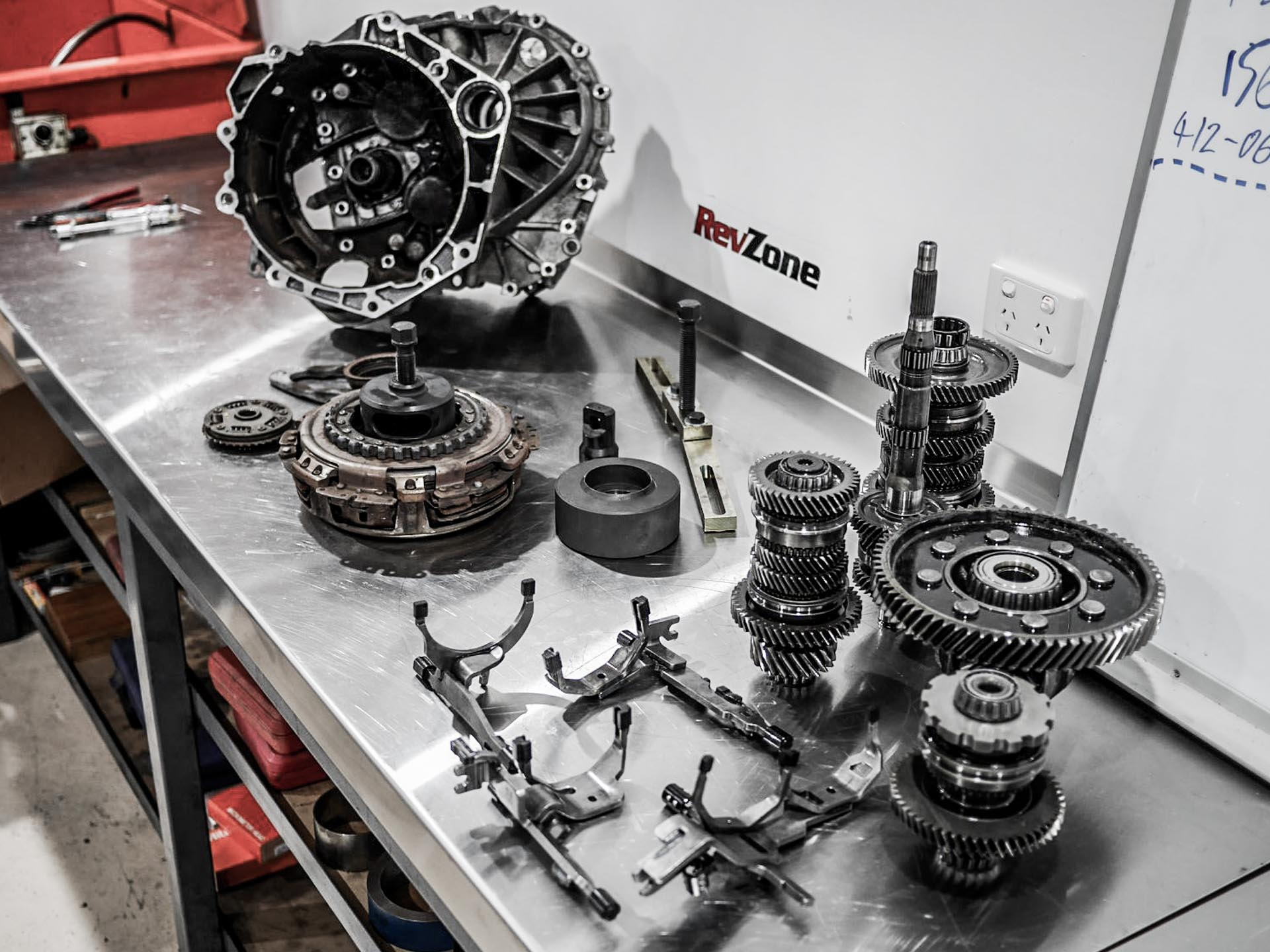 DSG Transmission Repair / Rebuild / Diagnostics 2 DSG Transmission Repair / Rebuild / Diagnostics Is your Audi or VW gearbox shuddering, clunky, noisy or not shifting as it should?