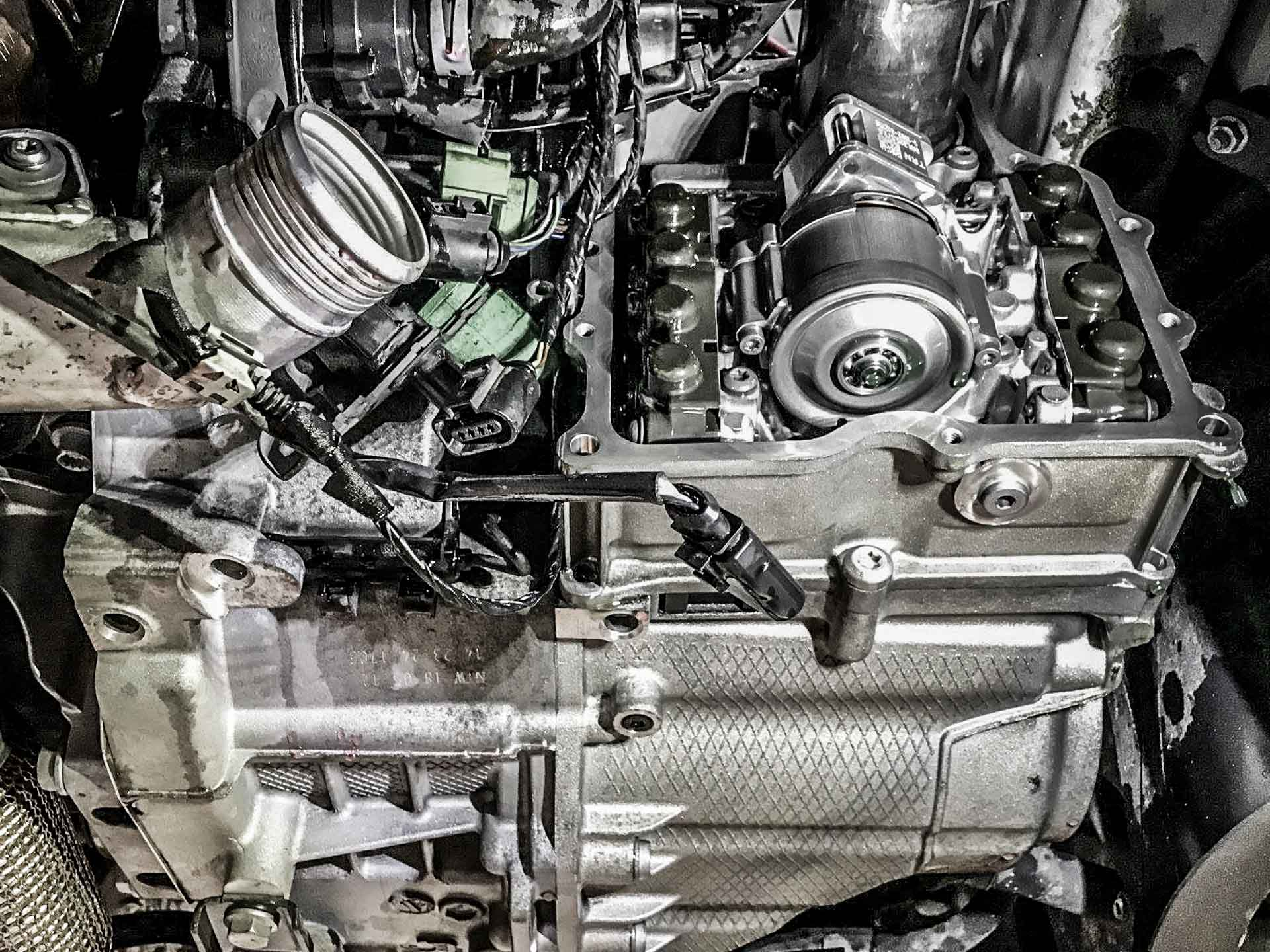 DSG Transmission Repair / Rebuild / Diagnostics 4 DSG Transmission Repair / Rebuild / Diagnostics Is your Audi or VW gearbox shuddering, clunky, noisy or not shifting as it should?